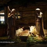 フィレンツェのクリスマスイルミネーション
