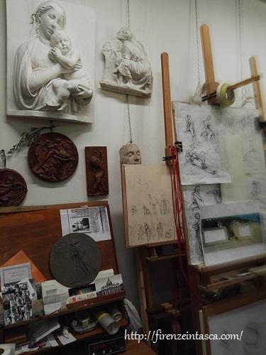 フィレンツェ、画家たちの館Palazzo dei Pittori
