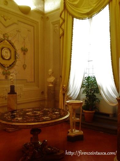 フィレンツェ貴石加工美術館