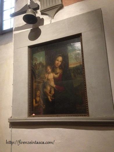 フィレンツェ、サン・マルティーノ小礼拝堂、ペルジーノ派の作品