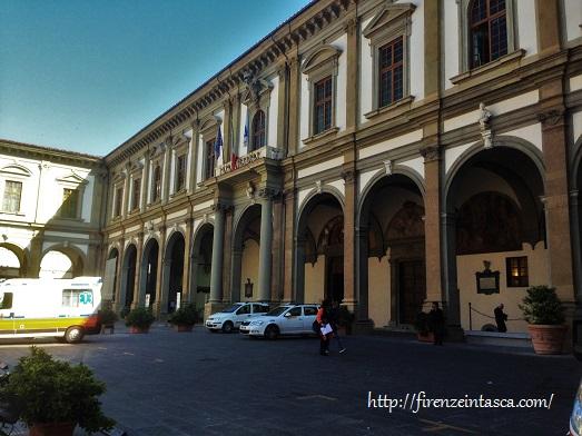 フィレンツェ、サンタ・マリア・ヌオーヴァ病院