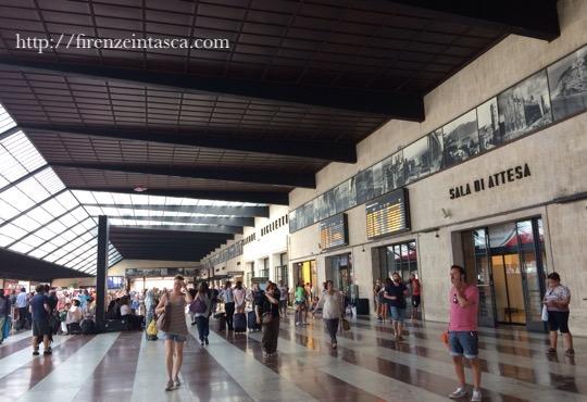 フィレンツェ、サンタ・マリア・ノヴェッラ駅