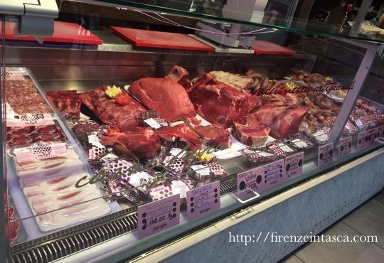 フィレンツェ中央市場フードコート