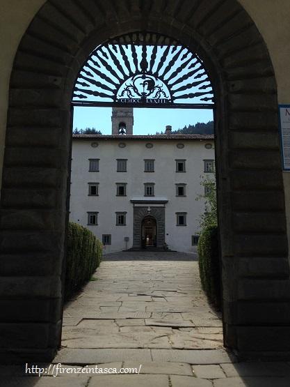 フィレンツェからバッロンブローザへ