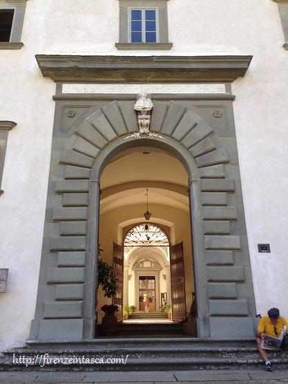 バッロンブローザ修道院
