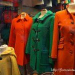 トスカーナの毛織物の町