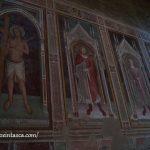 フィレンツェのサン・ミニアート・アル・モンテ教会