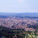 フィレンツェを一望できる町フィエーゾレ