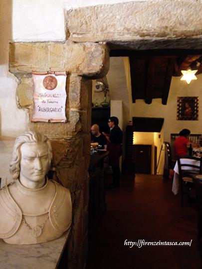 マキャベリのレストラン