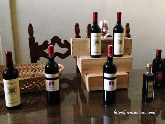 マキャベリのワイン