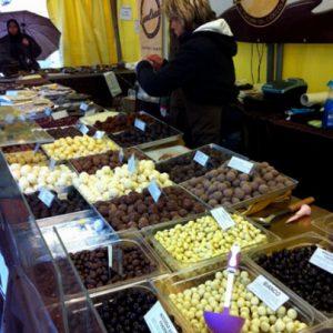 チョコレート見本市2