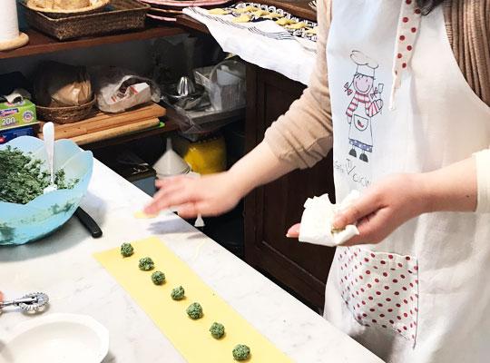 イタリア家庭料理教室