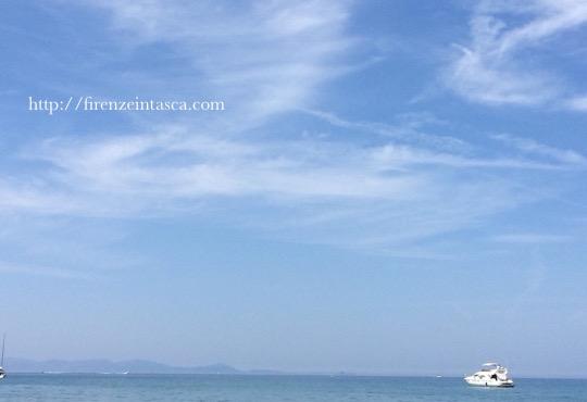 トスカーナの海