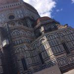 フィレンツェのドゥオーモ広場