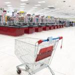 イタリアのお土産を買うのに最適。郊外の大型スーパーマーケット