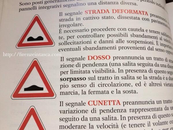 イタリアの交通標識