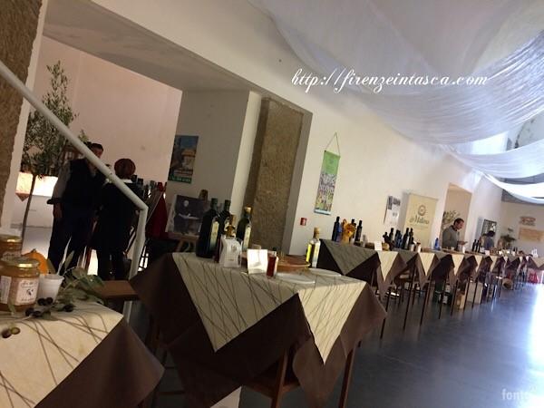 ワインとオリーブオイルのイベント