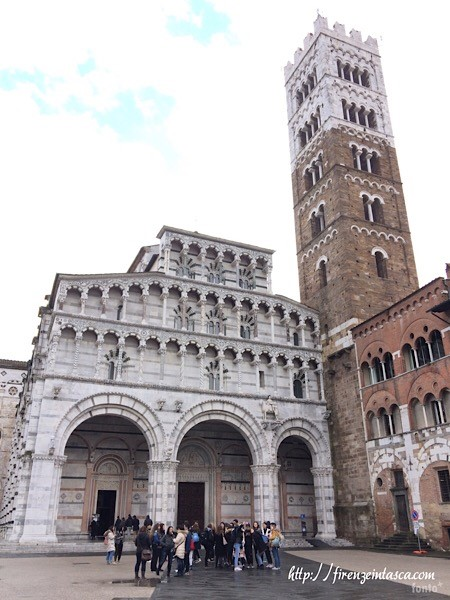 ルッカの大聖堂