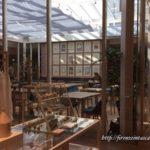 リナシェンテのカフェ