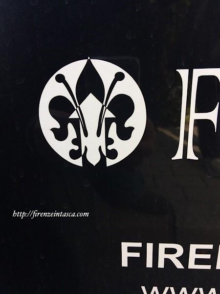 フィレンツェの百合マーク