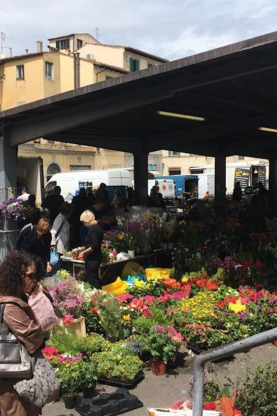 サンタンブロージョ市場