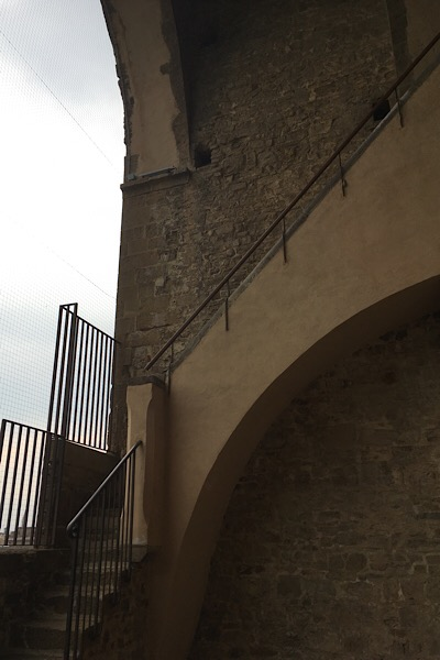 フィレンツェ、サンニコロの塔
