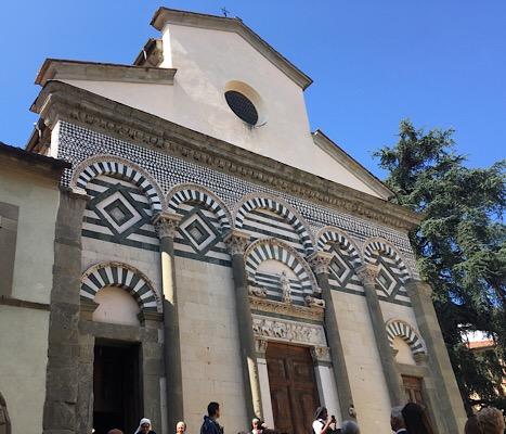 ピストイア、サンタンドレア教会