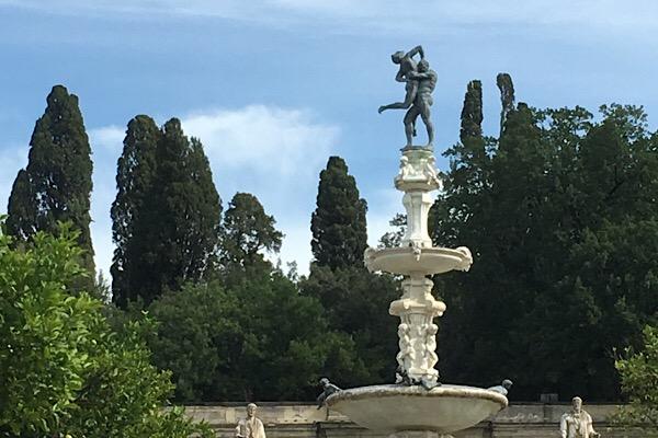 カステッロの噴水