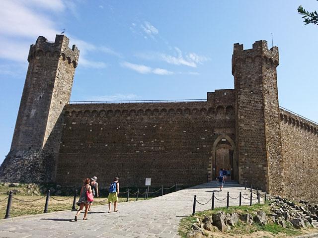 モンタルチーノの要塞