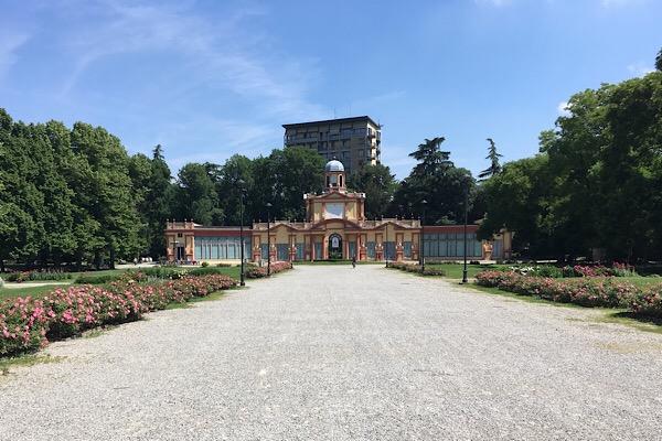 エステンセ公園