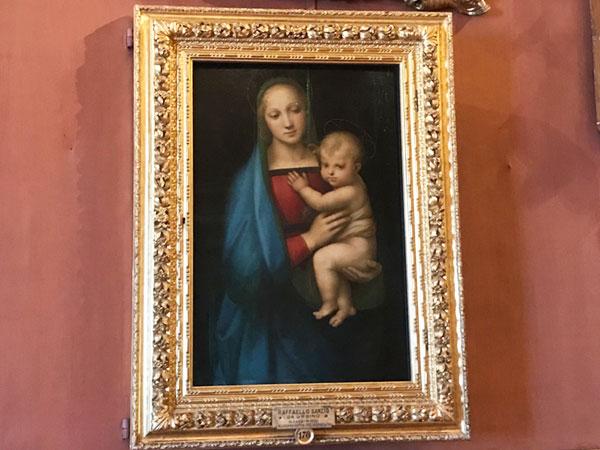 ラファエロ、大公の聖母