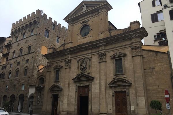 サンタトリニタ教会