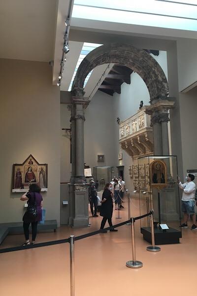 フィレンツェドゥオーモ付属美術館