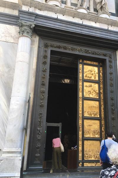 フィレンツェ金の扉