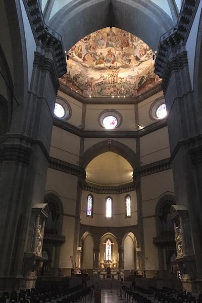 フィレンツェドゥオーモ内部