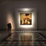 ウフィツィ美術館レオナルドダヴィンチ