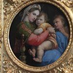 ピッティ宮殿小椅子の聖母
