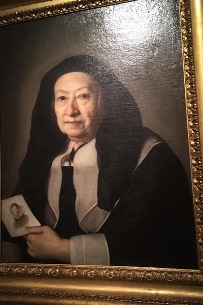 ピッティ宮殿ジョヴァンナ肖像画
