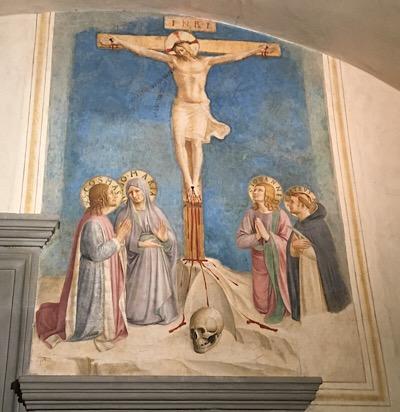サンマルコ磔刑のキリスト