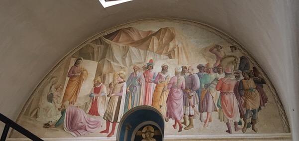 サンマルコ東方三賢王の礼拝