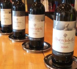 クエルチャベッラのワイン