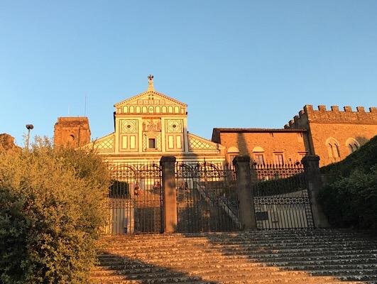 サンミニアートアルモンテ教会