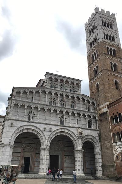 ルッカ、サンマルティーノ大聖堂