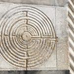サンマルティーノ大聖堂のラビリンス