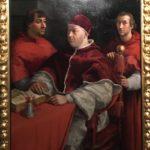 ラファエロのレオ10世の肖像