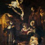 カラヴァッジョ、キリストの降誕