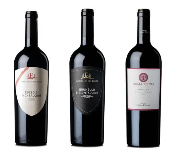 カスティリオンデルボスコワイン