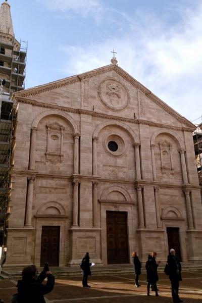 ピエンツァの大聖堂