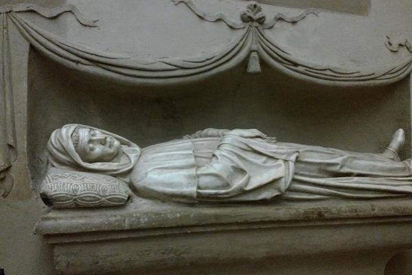 初期ルネサンスの記念墓碑