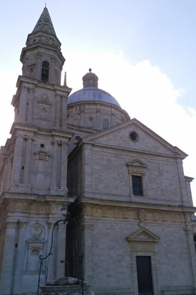サン・ビアージョ教会外観